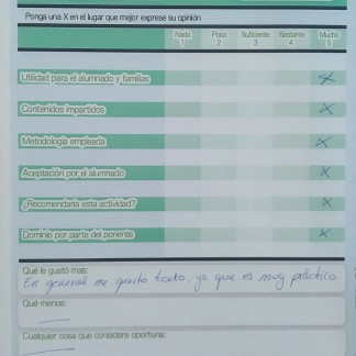 Evaluaciones tutores CEIP Fernando III - Detectives en el cole (1)